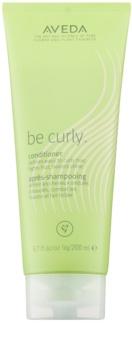 Aveda Be Curly acondicionador para cabello ondulado y con permanente