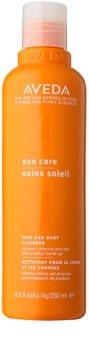 Aveda Sun Care šampón a sprchový gél 2 v 1