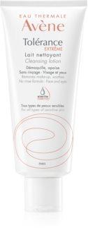 Avène Tolérance Extrême очищаюче молочко для чутливої шкіри та шкіри, схільної до алергії