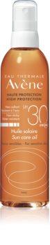 Avène Sun Sensitive olej na opalování ve spreji SPF 30