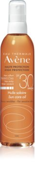Avène Sun Sensitive olio abbronzante in spray SPF 30