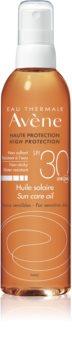 Avène Sun Sensitive ulei spray pentru bronzare SPF 30