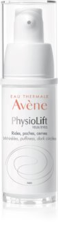 Avène PhysioLift crema para contorno de ojos antiarrugas, antibolsas y antiojeras