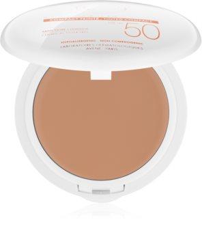 Avène Sun Minéral base compacta protetora sem filtros químicos SPF 50