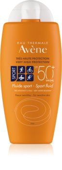 Avène Sun Sensitive Protective Fluid For Sportsmen