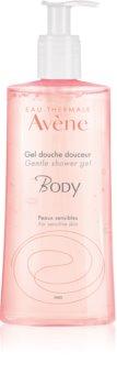 Avène Body jemný sprchový gel pro citlivou pokožku