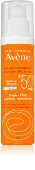 Avène Sun Sensitive Beschermende Fluid  SPF 50+