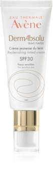 Avène DermAbsolu Replenishing Tinted Day Cream SPF 30