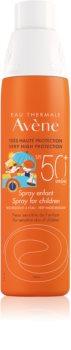 Avène Sun Kids opalovací sprej pro děti SPF 50+