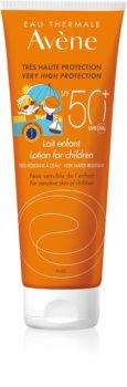 Avène Sun Kids dětské mléko na opalování SPF 50+