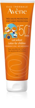 Avène Sun Kids detské mlieko na opaľovanie SPF 50+