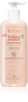 Avène TriXera Nutrition nawilżający krem pod prysznic