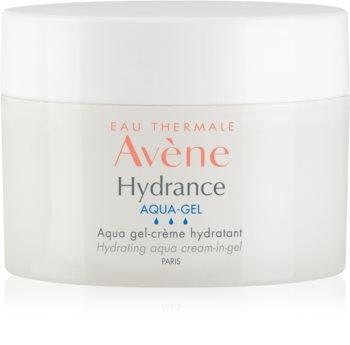 Avène Hydrance crema gel hidratanta cu textura usoara 3 in 1