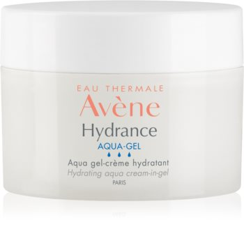 Avène Hydrance crema-gel hidratante textura ligera  3 en 1