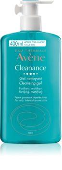 Avène Cleanance почистващ гел  за мазна кожа склонна към акне