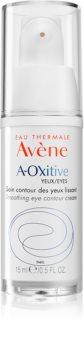 Avène A-Oxitive crema catifelanta pentru conturul ochilor si buzelor