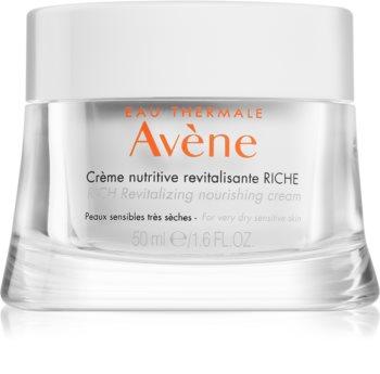 Avène Les Essentiels crema nutritiva enriquecida para pieles muy secas y sensibles