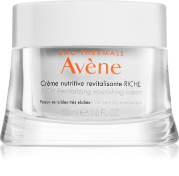 Avène Skin Care Rich Nourishing Cream for Very Dry and Sensitive Skin