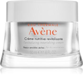 Avène Les Essentiels crema revitalizante nutritiva  para pieles sensibles y secas