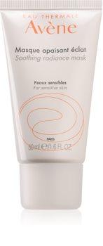 Avène Les Essentiels освіжаюча та заспокоююча маска для чутливої шкіри