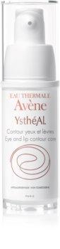 Avène YsthéAL нощен крем  за контура около очите и устните