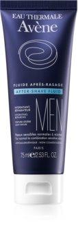 Avène Men fluido after shave para piel sensible, normal a mixta