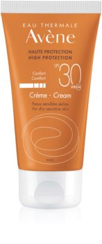 Avène Sun Sensitive крем за загар  SPF 30