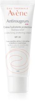 Avène Antirougeurs дневен крем  за чувствителна кожа със склонност към почервеняване