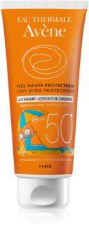 Avène Sun Kids schützende Hautmilch für Kinder SPF 50+