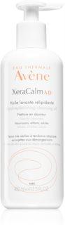 Avène XeraCalm A.D. Lipid-påfyllnings rengöringsolja