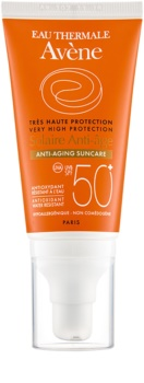 Avène Sun Anti-Age захисний крем для обличчя проти зморшок SPF 50+