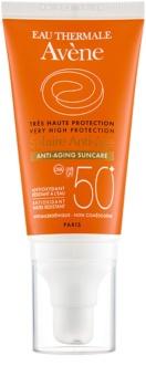 Avène Sun Anti-Age cremă de față antirid cu protecție solară SPF 50+