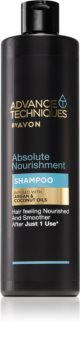 Avon Advance Techniques 360 Nourishment hranilni šampon z maroškim arganovim oljem za vse tipe las