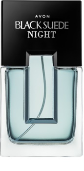 Avon Black Suede Night Eau de Toilette für Herren