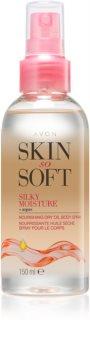 Avon Skin So Soft Arganolja för kropp