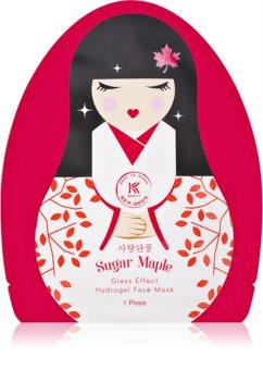 Avon K-Beauty Fugtgivende ansigts sheetmaske