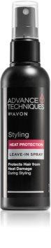 Avon Advance Techniques védő spray a hajformázáshoz, melyhez magas hőfokot használunk