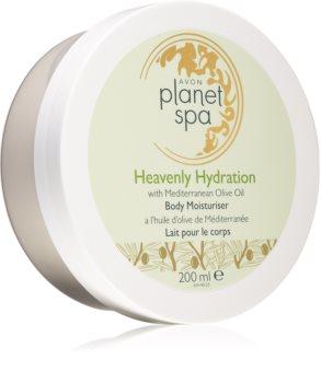 Avon Planet Spa Heavenly Hydration Увлажняющий крем для тела