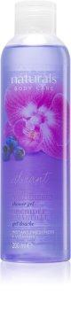 Avon Naturals Body gel za tuširanje s orhidejom i borovnicom