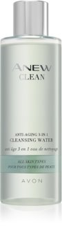 Avon Anew Clean lotion purifiante anti-rides 3 en 1
