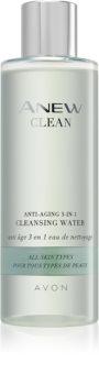 Avon Anew Clean lozione detergente antirughe viso 3 in 1