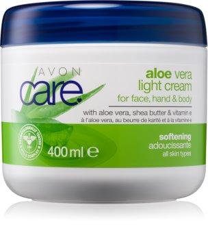 Avon Care creme hidratante e apaziguador  para rosto e corpo
