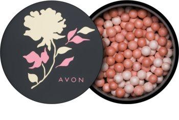 Avon Color Powder perlas faciales iluminadoras  para lucir una piel radiante