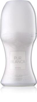 Avon Pur Blanca deodorant roll-on pro ženy