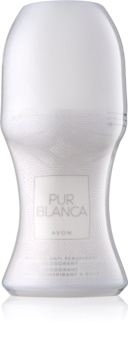 Avon Pur Blanca deodorante roll-on da donna