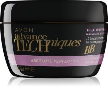 Avon Advance Techniques Absolute Perfection Elvyttävä Hiusnaamio