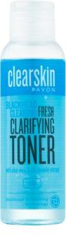 Avon Clearskin  Blackhead Clearing čisticí pleťová voda proti černým tečkám