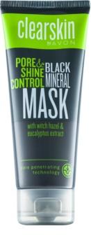 Avon Clearskin Pore & Shine Control Djupt närande mattifierande mask