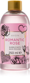 Avon Bubble Bath Bubbelbad Med doft av rosor