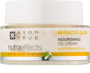 Avon True NutraEffects Lysnende creme  med nærende effekt